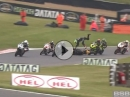 Brands Hatch, Sprint Race, British Supersport R03/16 (Dickies BSS) Highlights