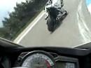 Packman & Firefox on the Racetrack Hockenheimring mit Ducati 4 You 2009