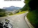 Panider Sattel Dolomiten (Italien) mit BMW R 1200 GS