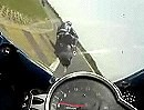 Pannonia 2010 Honda SC 59 ABS - onboard
