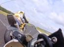 Pannoniaring (Pan) onboard Daniela Weingartner | Rollei AC500 Sunrise