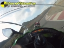 Parcmotor Castelloli onboard Dani Ribalta Kawasaki ZX10