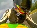 Pascal Lenz Most onboard Fahrer, Yamaha R6 - 1,43.2