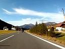 Pass Gschütt / Tennengebirge Motorradtour von St. Martin nach Golling Österreich