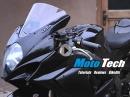 Passgenauigkeit und Anbau einer ChinaVerkleidung von MotoTech