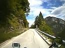 Passo del Brocon 1.815m, Dolomiten, Trento, Italien