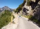 Passo della Spina - Traumhafte Landschaft, schwindelerregende Ausblicke