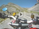 Passo delle Stelvio (Stilfser Joch) mit Ducati Streetfighter S
