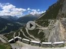 Passo di Fraele zum Cancano Staudamm Urlaubstour