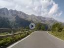 Passo di Gavia (Gaviapass) von Ponte di Legno