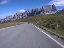 Passo di Giau / Giaupass, Dolomiten, Italien