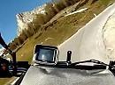 Passo di Giau, Nordseite, Nähe: Cortina d'Ampezzo, Dolomiten, Italien