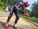 Passo di Mendola (Mendelpass) onboard Ducati Girl on Streetfighter