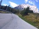 Passo Duran, Dolomiten, Italien