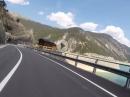 Passo Forcola (Forcola di Livigno) nach Livigno, Lago di Livigno