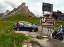 Passo Giau - Sehr schöner Pass - Dolomiten, Südtirol