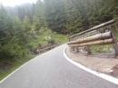 Passo Manghen im Trentino von der Südseite
