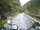 Passo Manghen - Nordrampe, Trentino, Italien mit GS-Motorradreisen