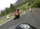 Passo Pordoi / Pordoijoch Dolomiten auffahrt von Arabba