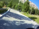 Passo Pordoi / Pordoijoch, Dolomiten, Italien
