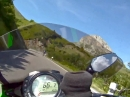 Passo Pordoi | Pordoijoch, Dolomiten mit Kawasaki ZX-10