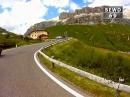 Passo Pordoi / Pordoijoch - große Dolomitenstraße Motorradtour