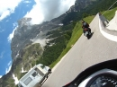 Passo Rolle / Rollepass - Dolomiten Motorrad Traumland