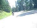 Passo Rolle / Rollepass mit Aprilia RSV 1000R, Trentino, Italien
