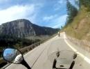 Passo Rolle (Rollepass), Trentino, Südtirol, Dolomiten Yamaha XT1200Z Super Tenere