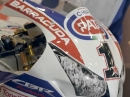 Pata Honda 2015 World Superbike-Team Vorstellung