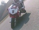 Pau Arnos Frühjahrstraining 2012 mit Triumph Street Triple R