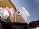 Pau Arnos -Yamaha R1 RN32 (2015) onboard - Frühjahrstraining