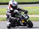 Paul Müller Racing, Einstellfahrten Oschersleben - ADAC Pocket Bike Cup