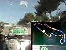 Paul Ricard / Le Castellet onboard Suzuki GSXR 1000 1.42 - Real GPS Speed GoPro HD