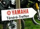 Pelobike beim schweizer Yamaha Tenere-Treffen 2010