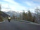 Penser Joch / Passo di Pennes Pass im Norden von Italien