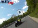 Pernek im Tiefflug mit BMW S1000RR by Alex23 - BabaGP