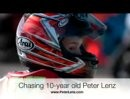 Peter Lenz - Fast 10-year old motorcycle racer