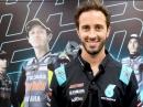 Petronas SRT: Welcome Andrea Dovizioso