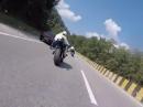 Pferdchen laufen lassen ... 1000ccm 'spielen' auf der Autobahn