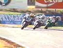 Letzte Runde Aaron Slight vs Colin Edwards - Phillip Island - 1996