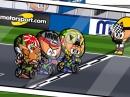 Phillip Island (Australien) MotoGP 2017 Highlights Minibikers - Bestes Rennen der Saison?!
