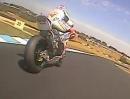 Phillip Island SBK-WM 2013 - Race1 Highlights
