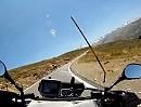Pico del Veleta, Sierra Nevada, Nähe Granada, Spanien - Motorradtour