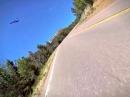 Pikes Peak vs. Kawasaki Ninja ZX-10R 2014 - anglühen