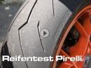 Pirelli Diablo Rosso 3 Reifentest - Sportreifen vs. Tourensport - von KurvenradiusTV
