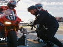 Pit Stop Impressionen, Honda Endurance Racing, geile Nahaufnahmen, Zeitlupen