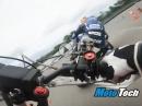 PitbikePorn Hockenheim onboard mit Learn2 Slide, Dandy Racing, Fights by MotoTech