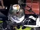 Pizza backen auf fahrendem Motorrad - Geht das?