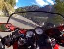 Plansee mit Ducati 900 SS bei herrlichstem Mopedwetter